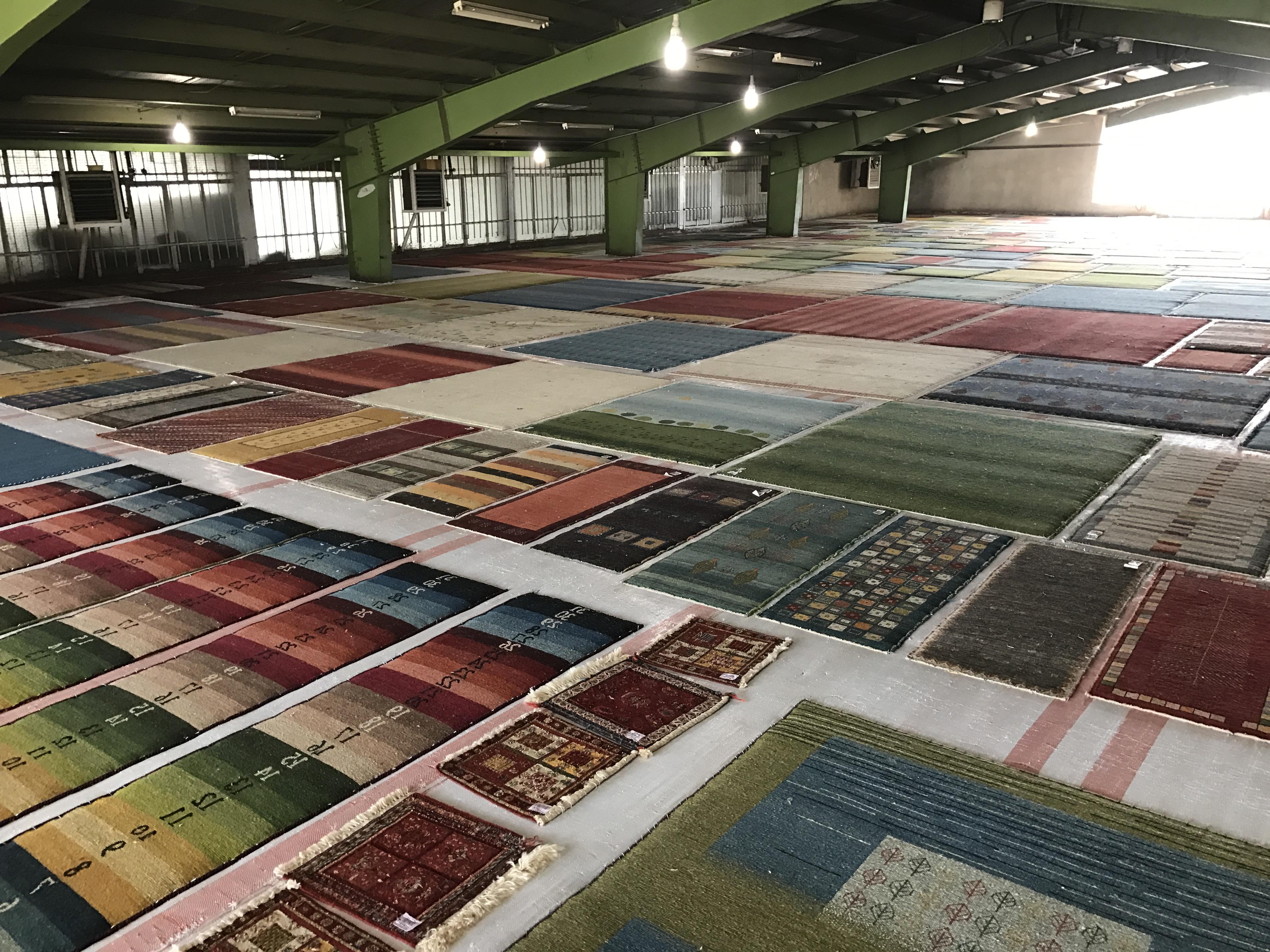 Sizing floor