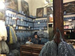 The weft thread shop
