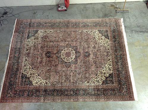 Indo Persian rose 9.8x12.8