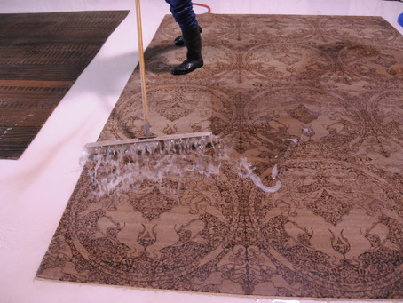 Top 5 questions about rug cleaning