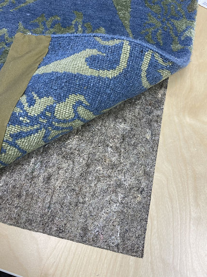 rug padding and underlaymnets for area rugs