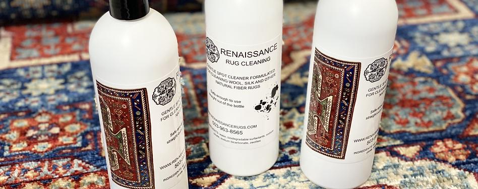 Oriental Rug Spot Cleaner