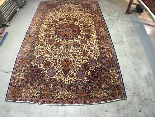 Persian Kerman 9.6x15.7