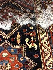 wet rug