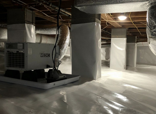What Does a Crawl Space Encapsulation Cost?