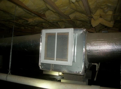 Can I Use My HVAC System To Dehumidify The Crawl Space?