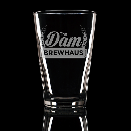 DAM BREWHAUS GLASS CUP
