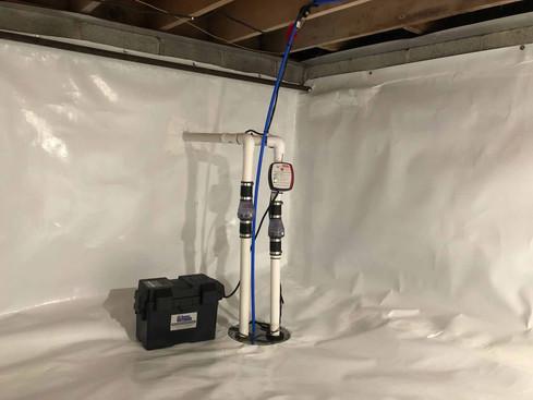 Encapsulation Tips: Sump Pump