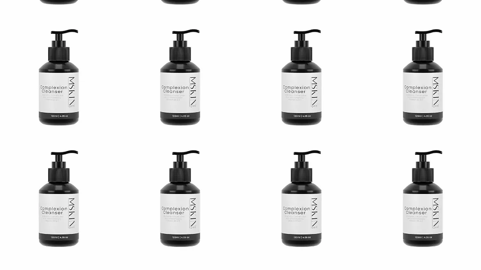 MSKIN PRO COMPLEXION CLEANSER