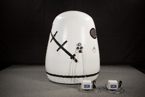 60″ Vertical Portable Hyperbaric Chamber