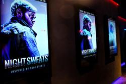Regal Essex Film Premiere Lobby Posters