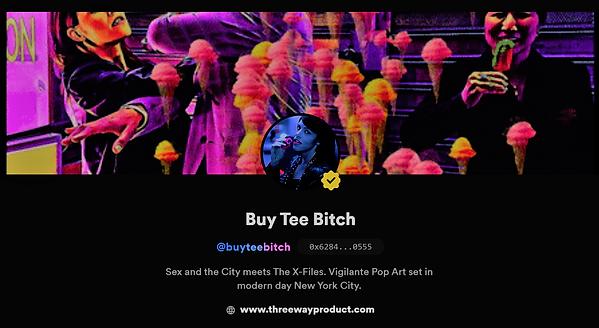 Rarible.com/buyteebitch