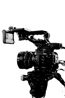 A video camera that is indispensable in production and deeply immerses the viewer in the process of content consumption