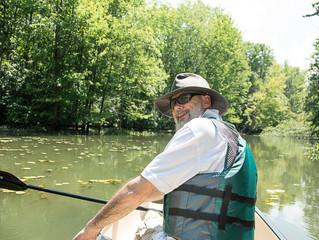 Canoe-ing Canandaigua