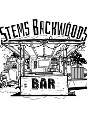 AAB Stems Backwoods Allen A. Boyles Art.
