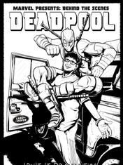 Allen's Bromantic Deadpool Cover