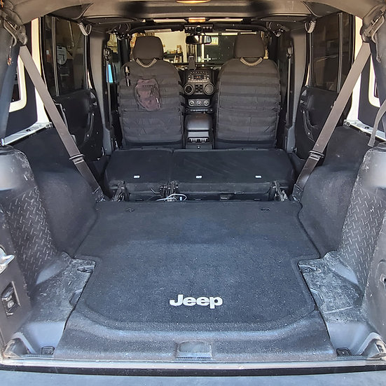 Jeep Wrangler Trench Cover