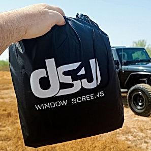Jeep Window Screens