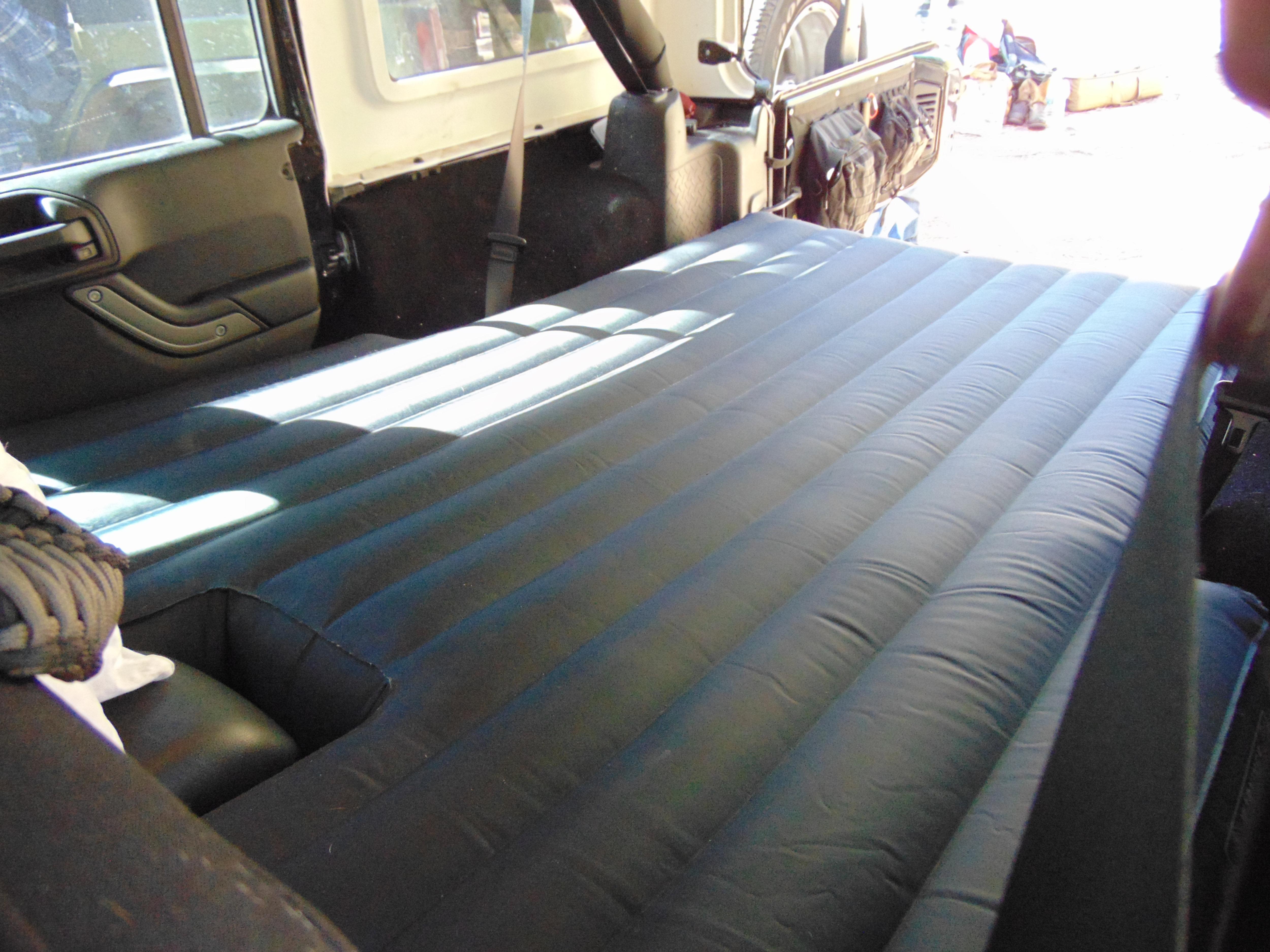 Jeep Wrangler Suv Deepsleep Air Mattress Deepsleep