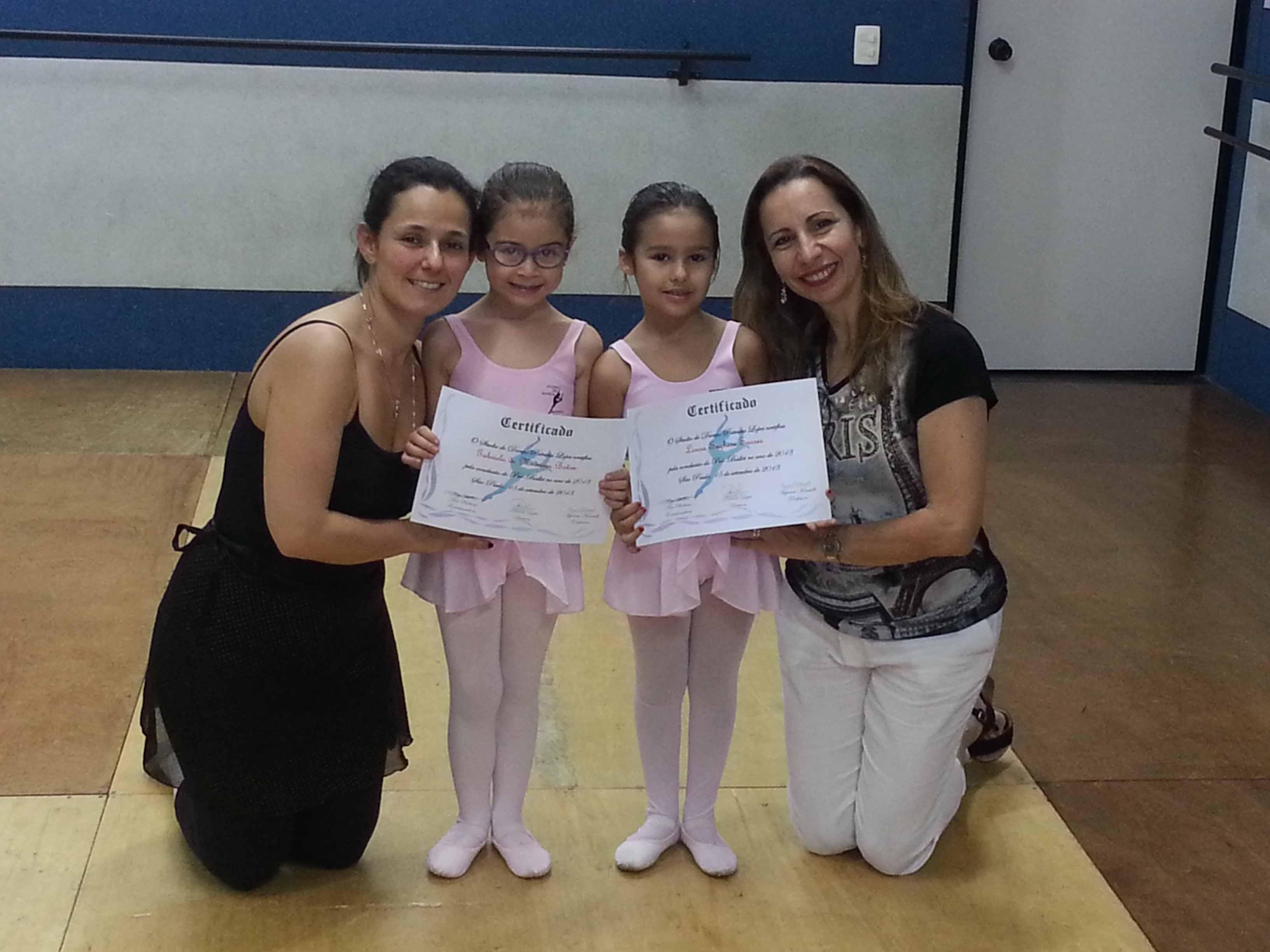 Pré Ballet