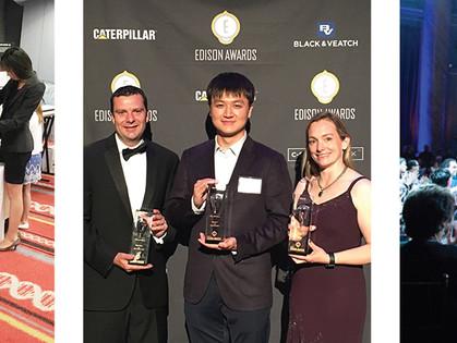 Drumi, Bronze Edison Award Winner for Water Conservation