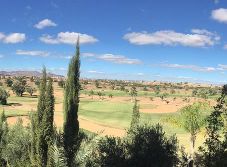 Séjour Golf à Marrakech - Novembre 2018