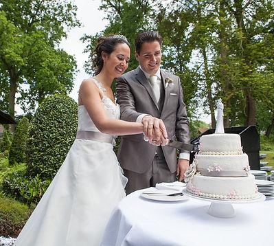 Gina Freehill mini cake topper Forever