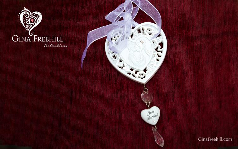 Wedding Hanging Ornament