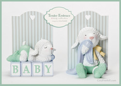 Gina Freehill baby bookends.jpg