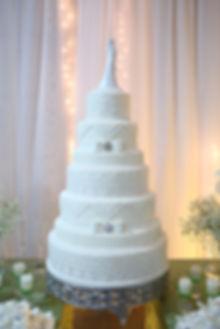 Gina Freehill cake topper Embrace