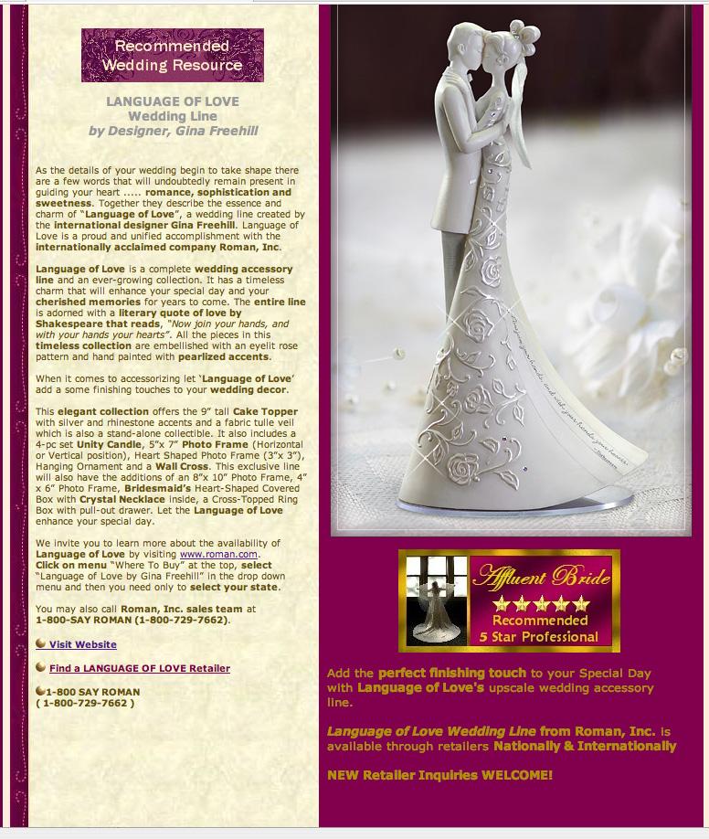 Affluent Bride
