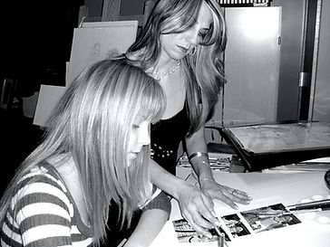 Gina Frehill artist