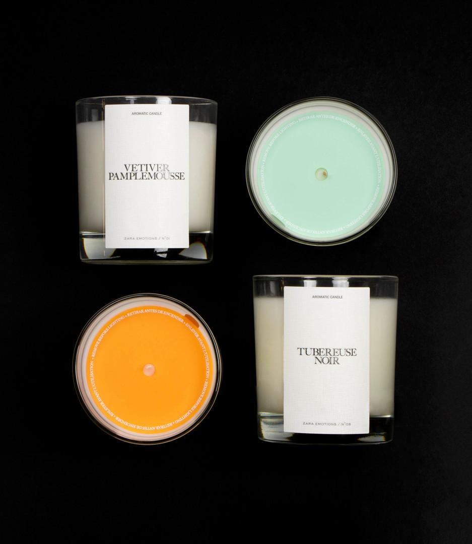 Bespoke Luxury Candles