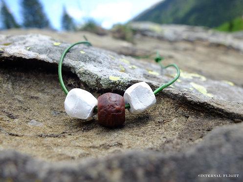 elegantný ethno náhrdelník