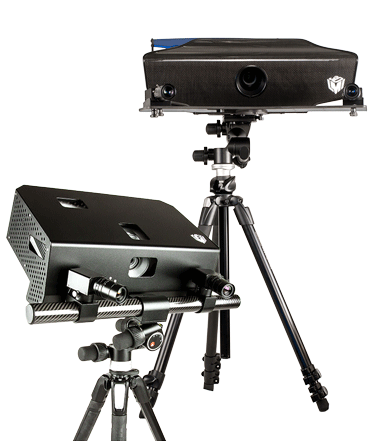 HDI Tripod-Mounted 3D Scanner