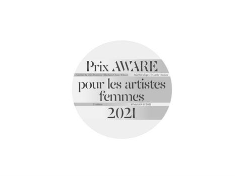 Prix AWARE – Édition 2021
