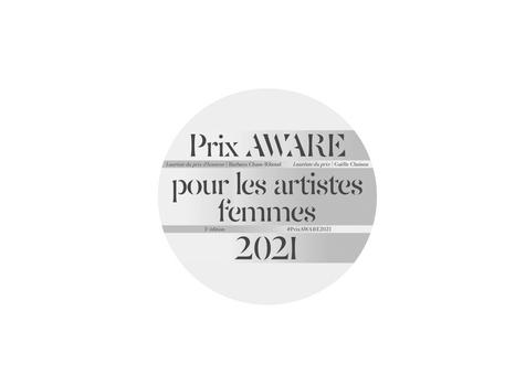 AWARE Award - 2021 Edition