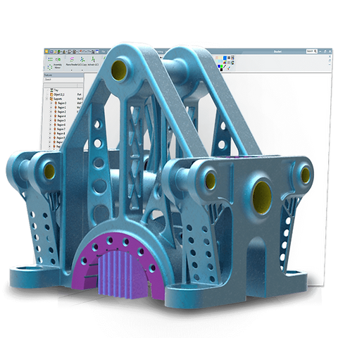 Metal 3D Printing Software
