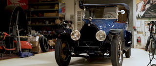 Jay Leno Restores 100-Year Old Cars Using Additive Manufacturing