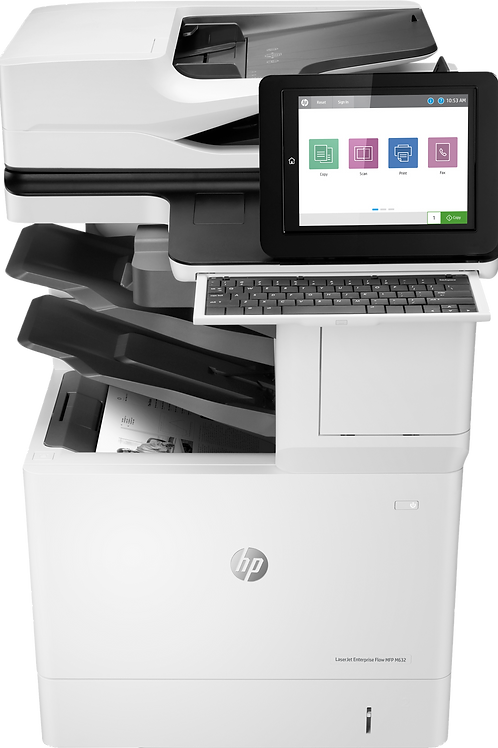 HP LaserJet Enterprise Flow MFP M632z (J8J72A)