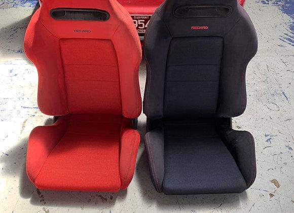 Recaro SR3 Seat EK9 DC2