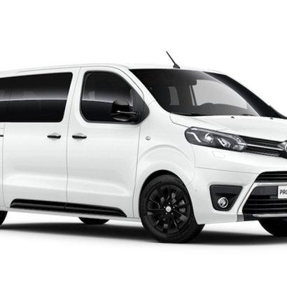 Paroi Toyota ProAce 2019-