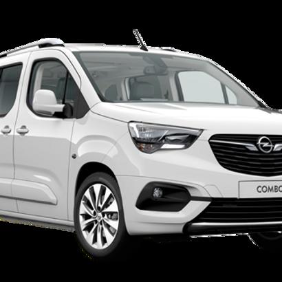 Paroi Opel Cambo E Life 2018-