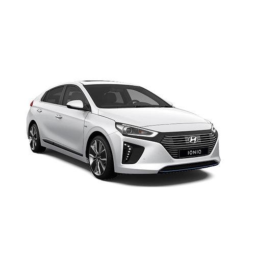 Hyundai Ioniq 2016-
