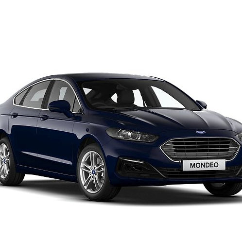 Ford Mondeo V 2014-