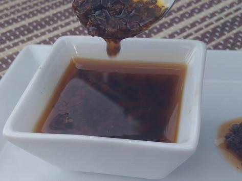Chimichurri:  Walter's Recipe