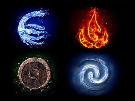Earth, Water, Air And Fire