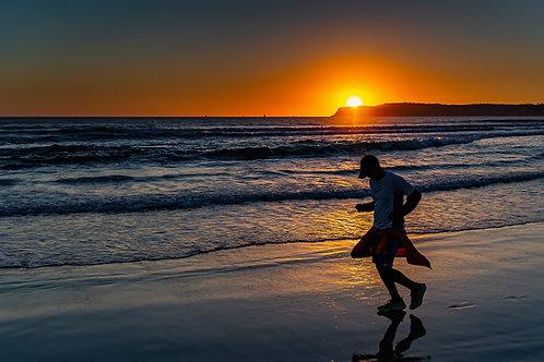Coronado Island sunset