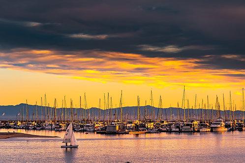 Point Castillo Sunset 1
