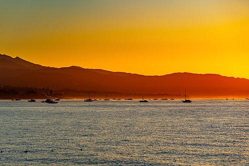 Sunrise at Montecito